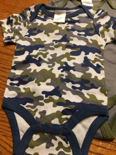 Baby Boy 3-6 Of 3 Outfit NWOT