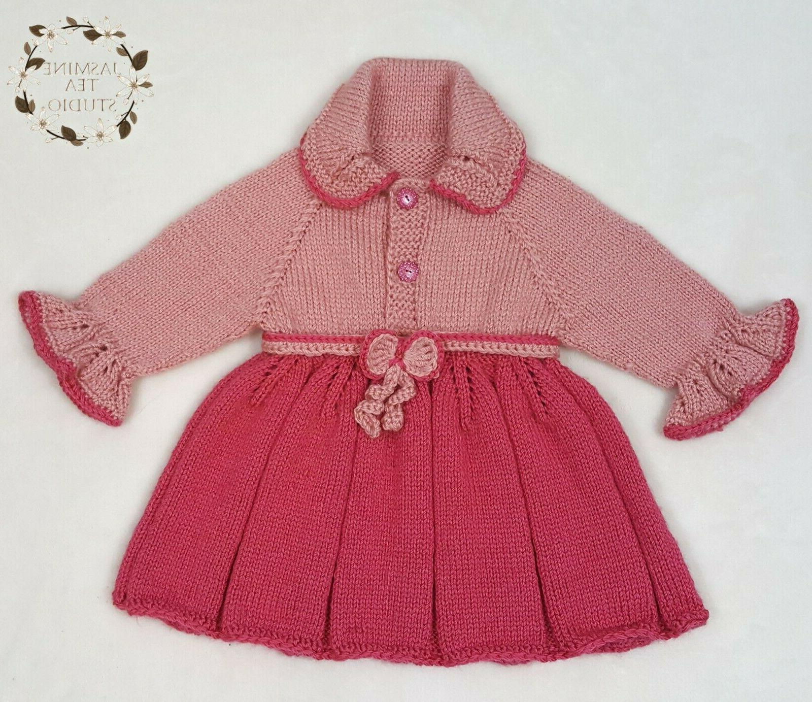 Baby Girl Clothing Outfit Shower Present Handmade