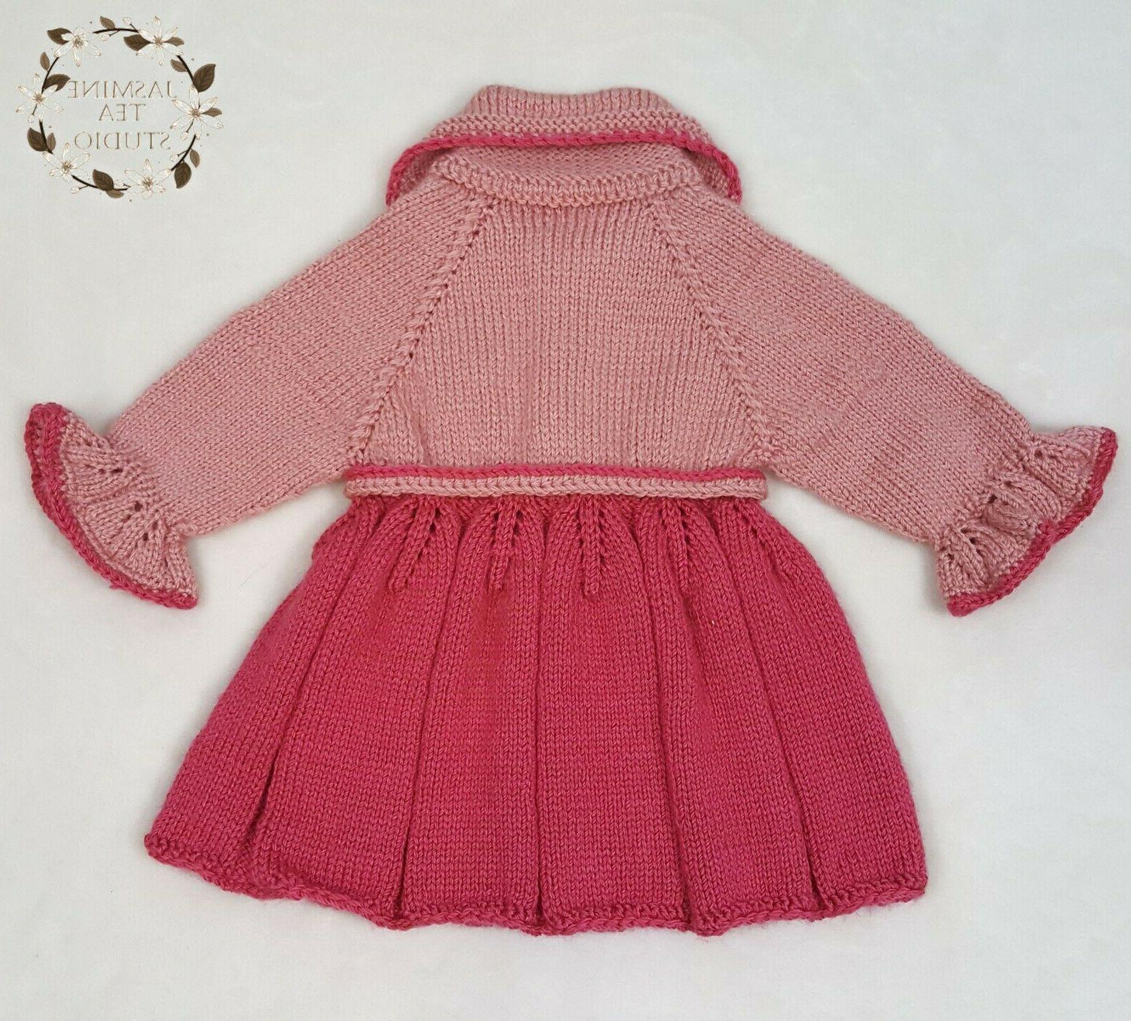Present Knitted Handmade