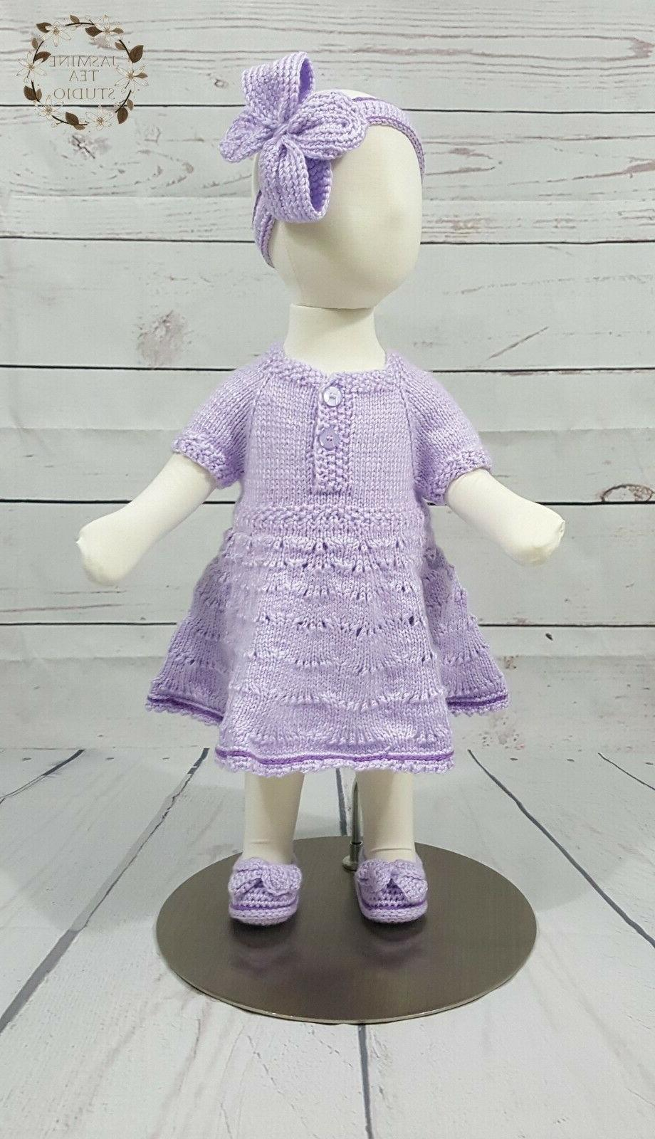 Baby Girl Outfit Set Dress Clothing Shower Gift Present Croc