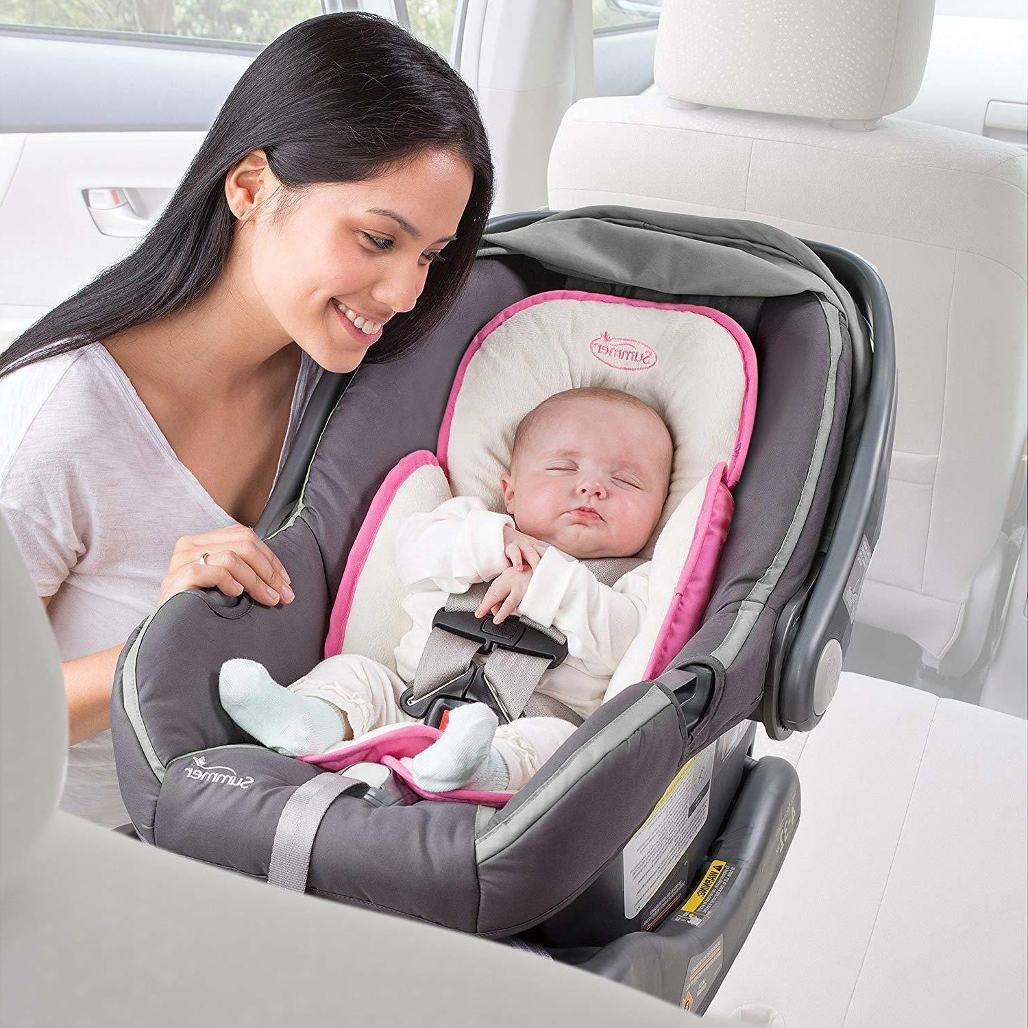 Baby Head Support Car Seat Stroller Infant Pillow Neck Trave