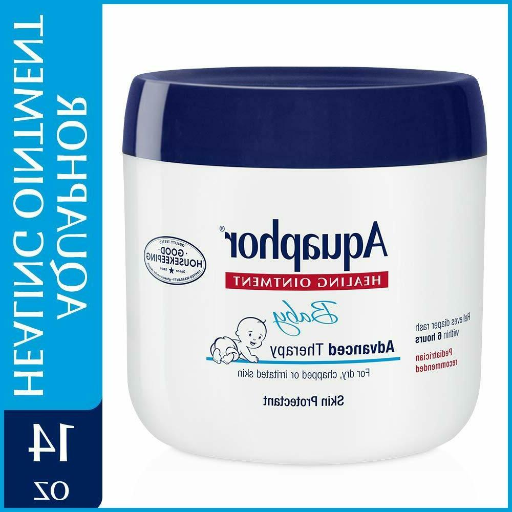 Aquaphor Baby Ointment Advanced Skin