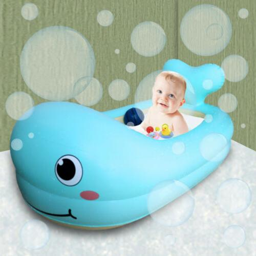 Baby Inflatable Toddler Bathing Basin