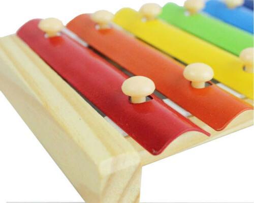 Baby Piano Development Wooden Gift