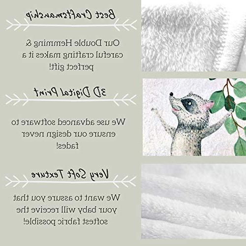 Baby Set for - Monthly - Baby - Soft, Fleece Wreath Crown + Teddy