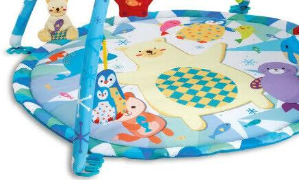 activity mat baby play