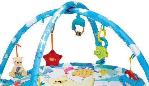 baby activity mat play
