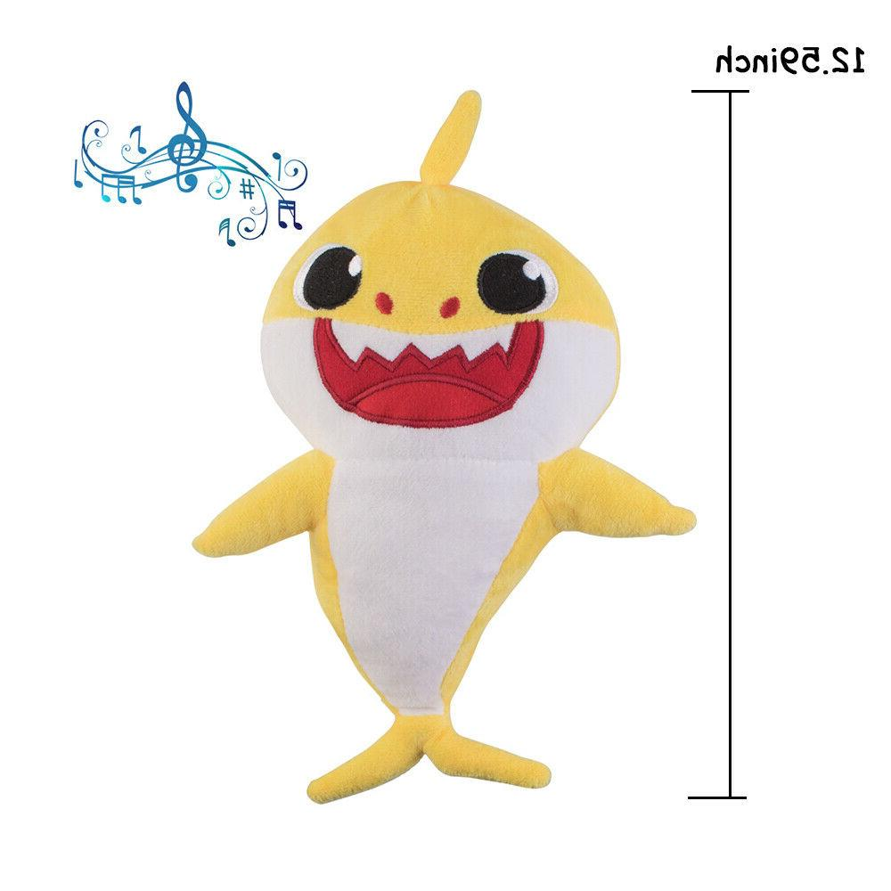 Baby LED Light Toys Music Doll Toy Gift
