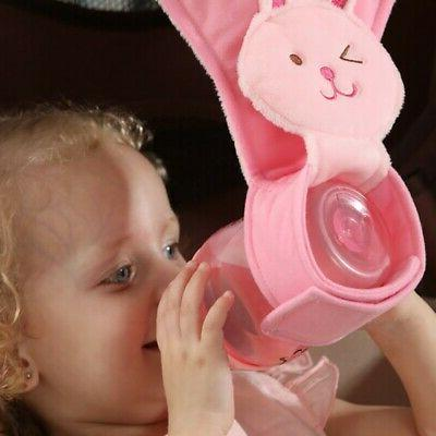 Hands Free Baby Bottle Holder- Infant bottle Sling Infant Fe