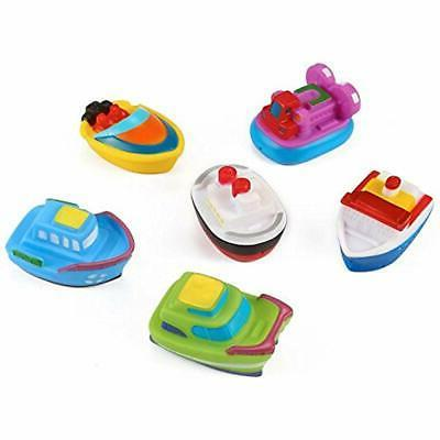 Bath Stacking Boys Girls Floating Set Toddlers Fun