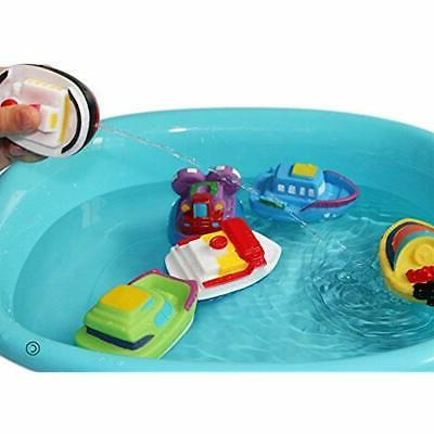 Bath Toys & Stacking And Girls - Floating Boat Set Toddlers