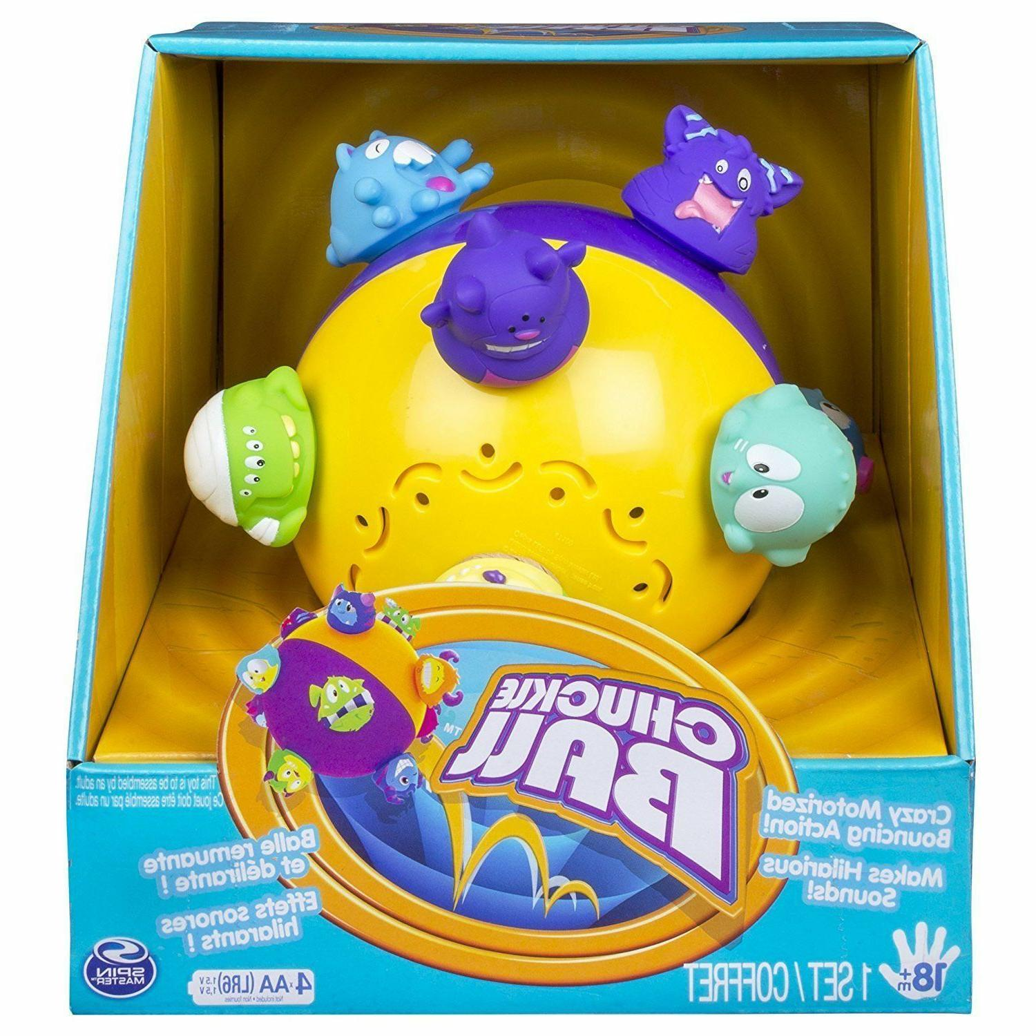 Chuckle Ball Bouncing Sensory Developmental Ball