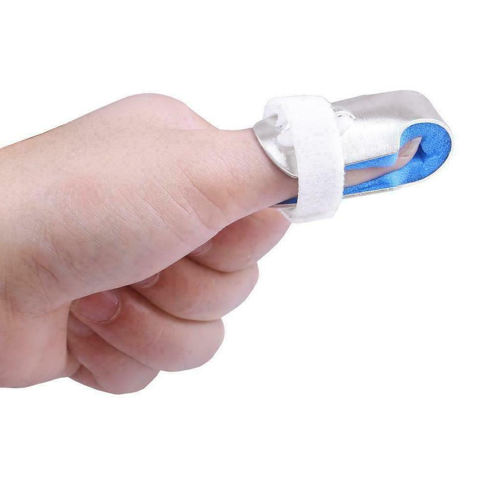 Broken Finger Thumb Brace Child Size Adult K8W8