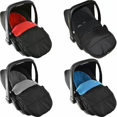 car seat footmuff cosy toes compatible