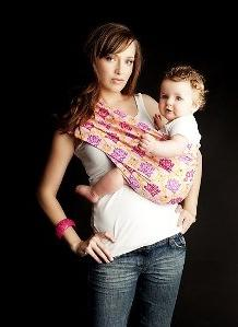 New Baby Sling Carrier Size 3 Baby Slings Lucky Pink