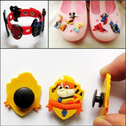 Child Candy Jibbitz Bracelets