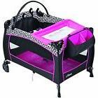 Newborn Cradle Playards Bassinet Nursery Center Baby Yard Cr