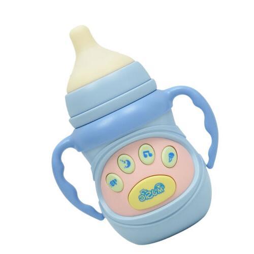 Creative Feeding Baby Toddler Toy Blue