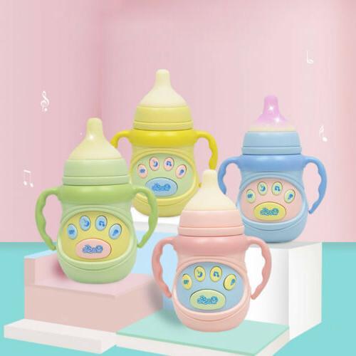 Creative Electronic & Feeding Bottle Baby Toddler
