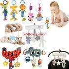 Baby Crib Cot Stroller Pram Hanging Bell Musical Toy Soft Pl