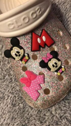 Croc Charms : 4PIECE LOT Baby