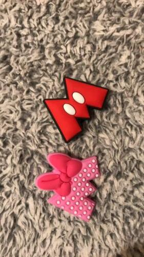 Croc Charms / : 4PIECE Baby Mouse, Minnie,
