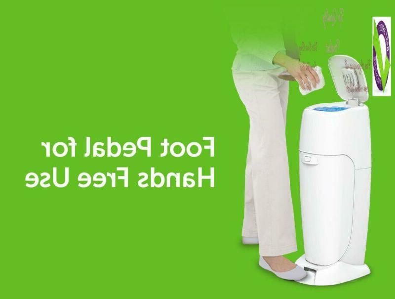 Diaper Complete Pail, Odor Lock