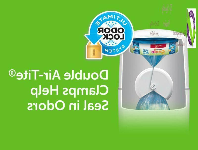Pail, Fully Odor Technology,