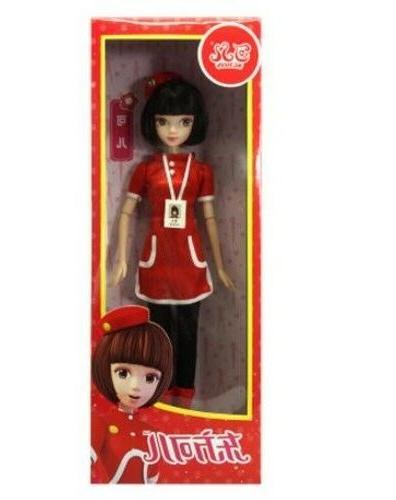 Doll Oriental Fashion for Toys Kawaii