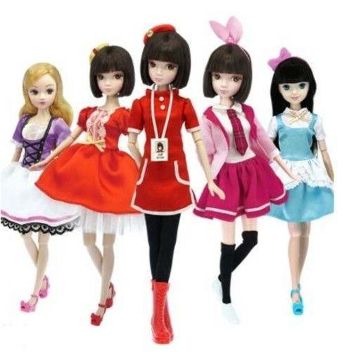 doll oriental original fashion doll for girls