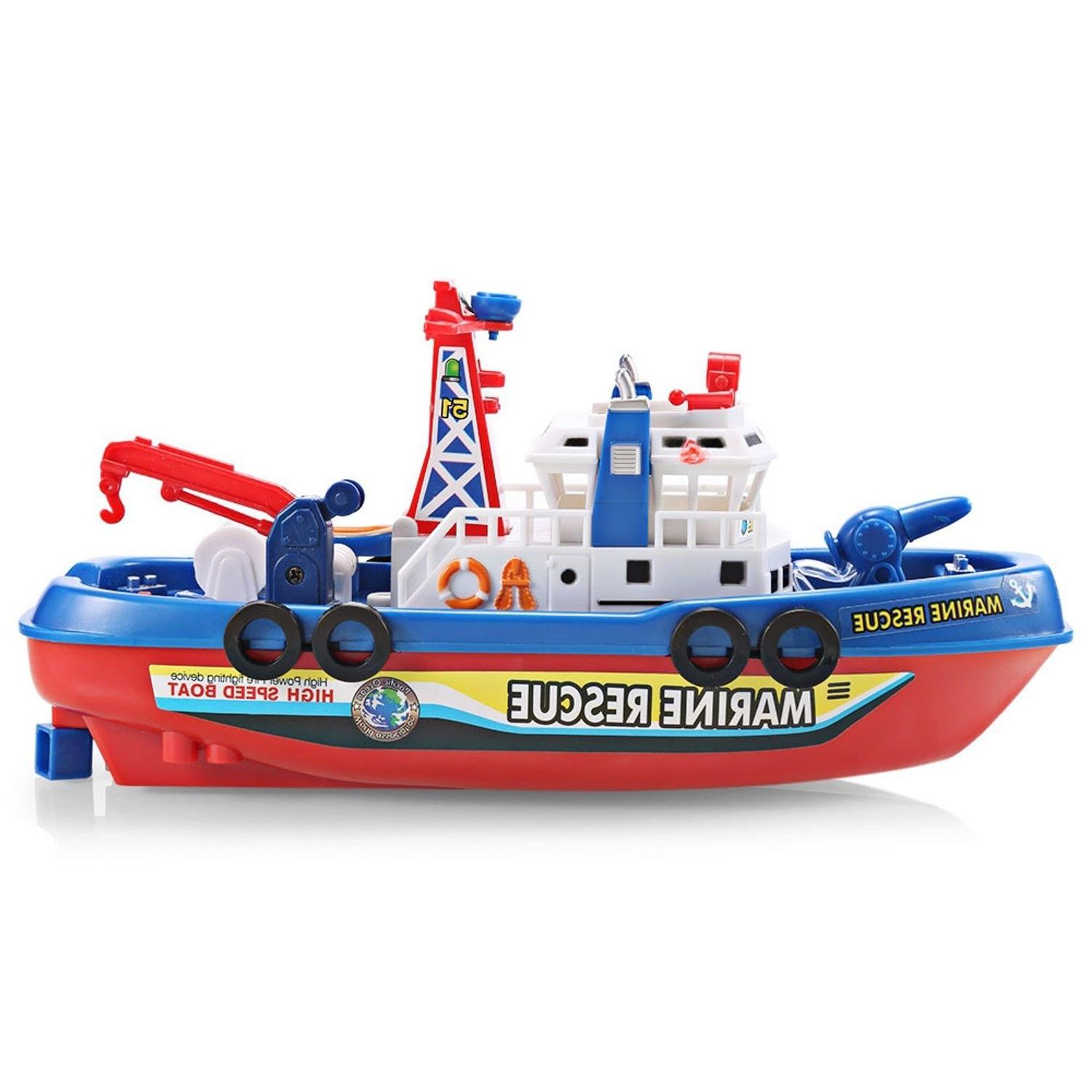 Electric Fire Boat Bath With US