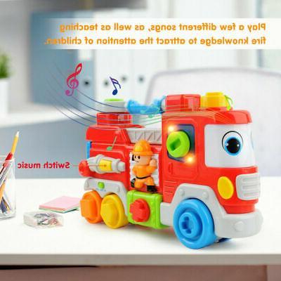 1:16 Engine Learning Sound Educational Baby Toys