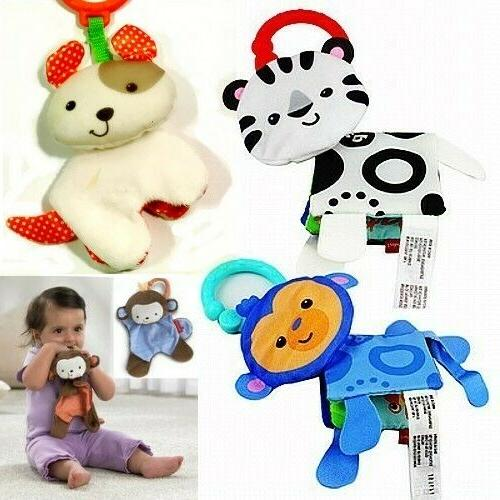Fisher Child Stroller Hanging Soft Toys