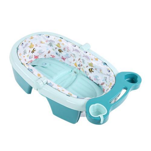Foldable Tub Storage Baby