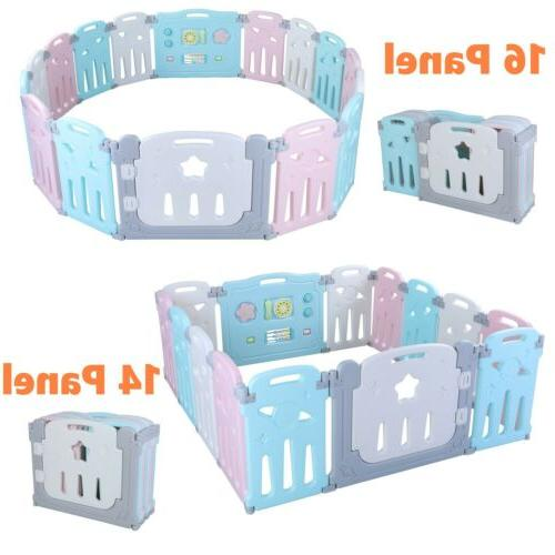 foldable baby playpen activity center safety playard