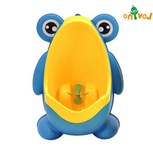 Frog Potty Baby Urinal Pee Trainer Hot
