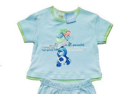 GENUINE AUS LICEN-Care Baby/Toddler Boys Summer 2Pce Set-SALE