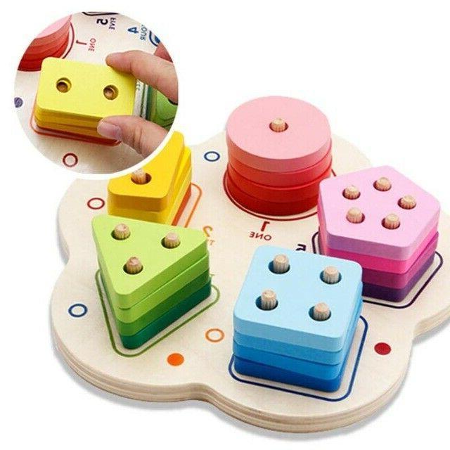 Geometric Sorting Toy