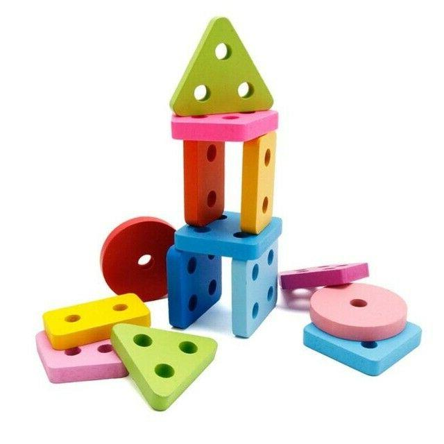 Geometric Sorting Toy Baby Educational Toys
