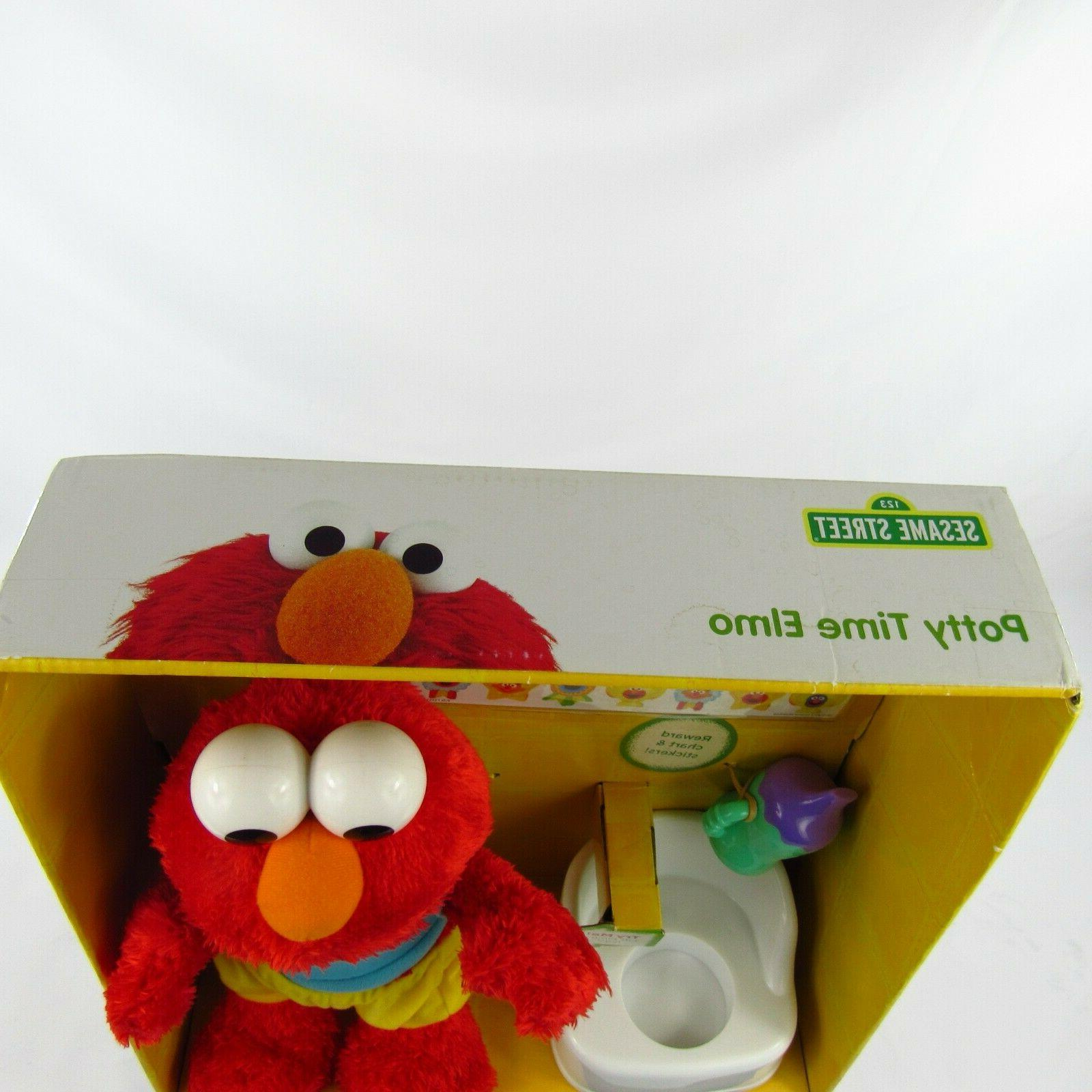 Hasbro Sesame Time Training Toy #A4144