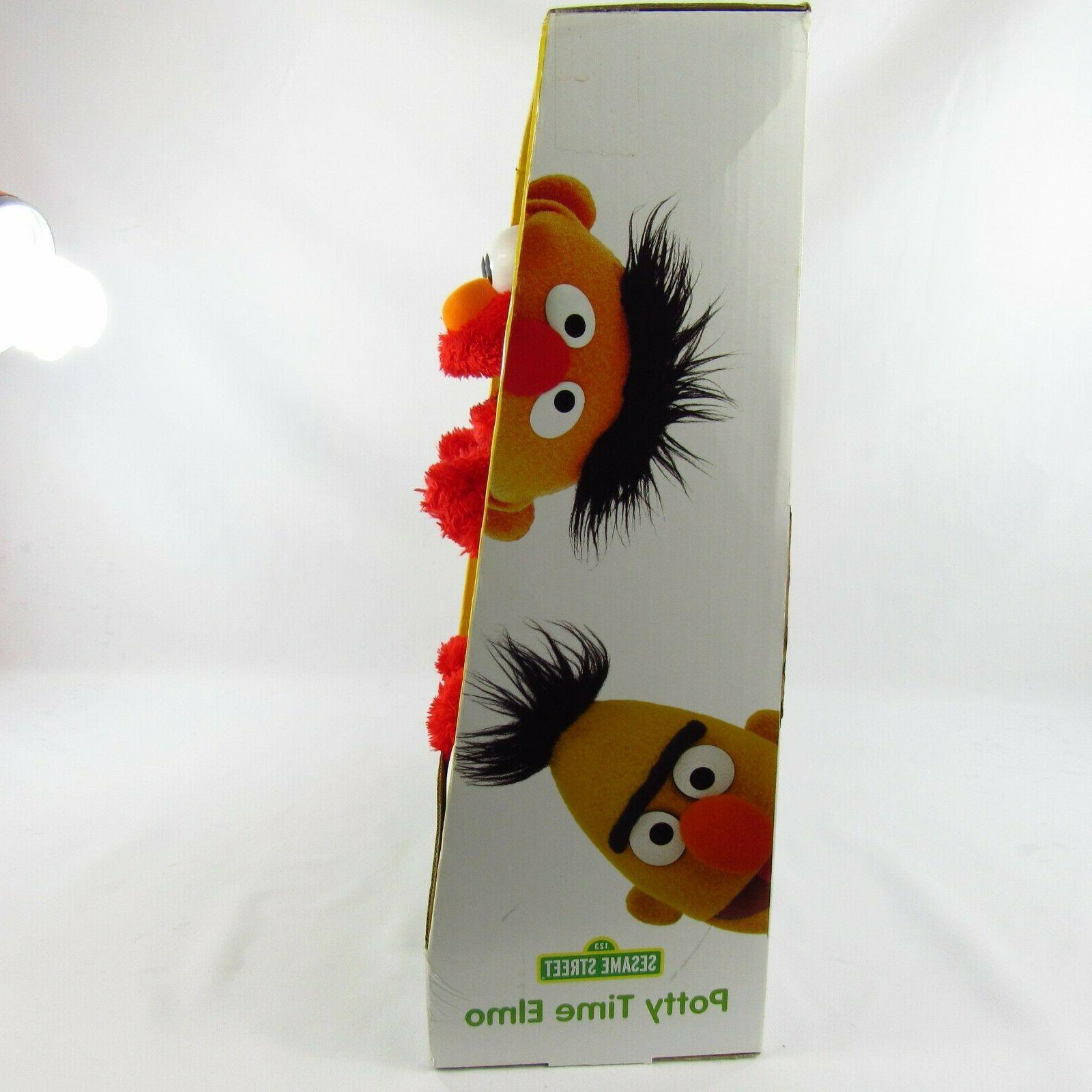 Hasbro Potty Time Toddler Toilet Training Toy NIB
