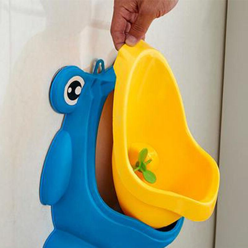 Frog Potty Toilet Baby Portable Urinal Pee Trainer Hot