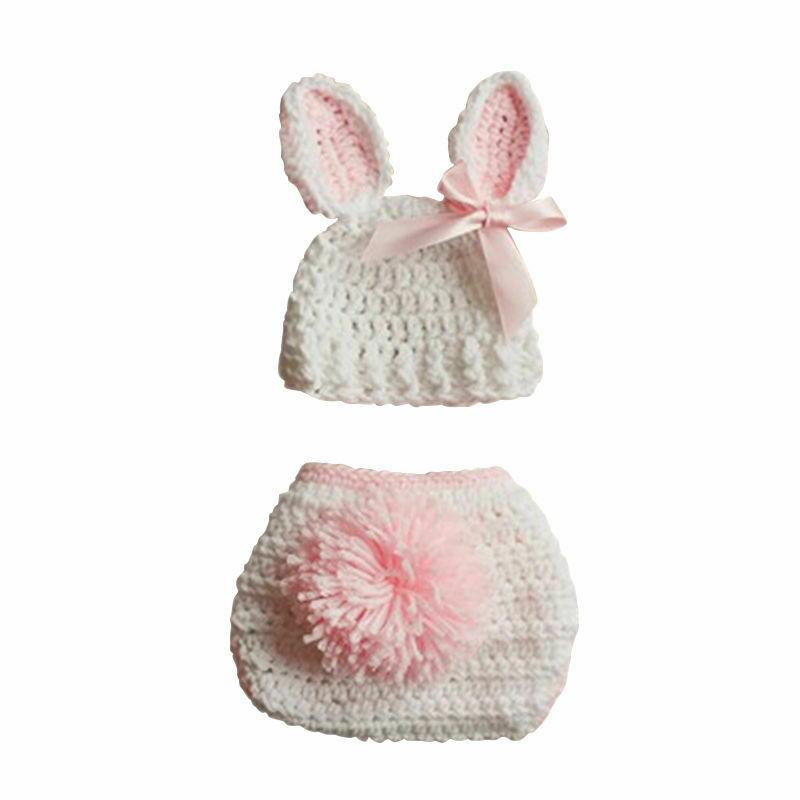 Hot Baby Knit Costume Prop Outfits