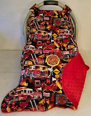 Fire Trucks Patch