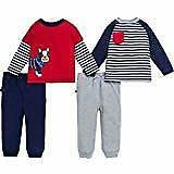 Little Me Infant Toddler Boys 4 Piece Day Care Play Set