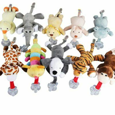 Toddler Toy Pacifier Animals Hang