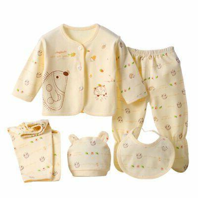 Infant 5Pcs/Set Outfit