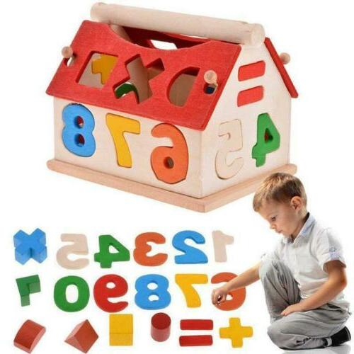 House Puzzle Educational Best