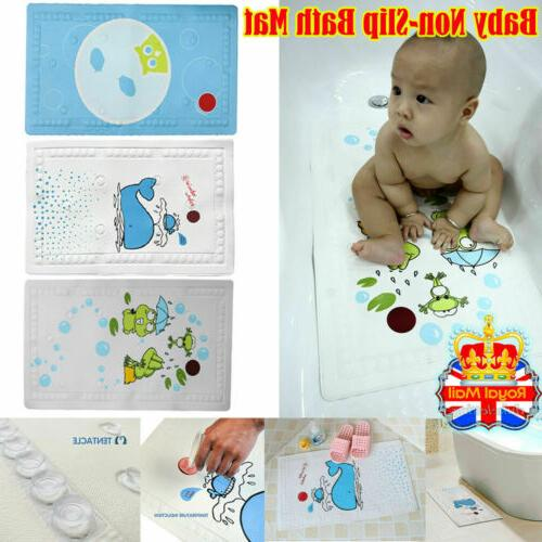 Kids Childs Baby Safety Long Strong Suction Anti Non Slip Ba