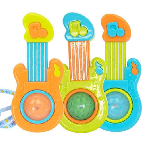 Kids Educational Toys Music Guitar Toy Xmas Gift Baby
